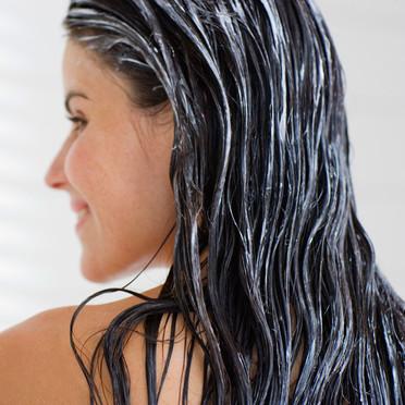 Keratinovoe la restitution des cheveu le résultat